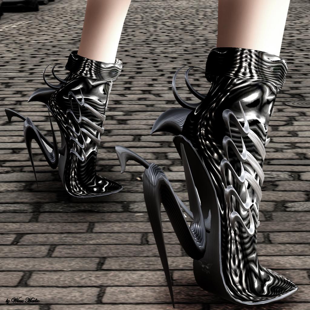 Leningrad Cowboys Boots