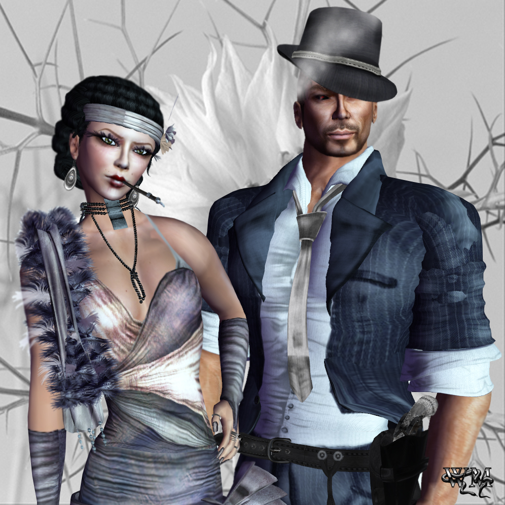 Thetra Blackheart For Claim The Fame Week 4 1920s