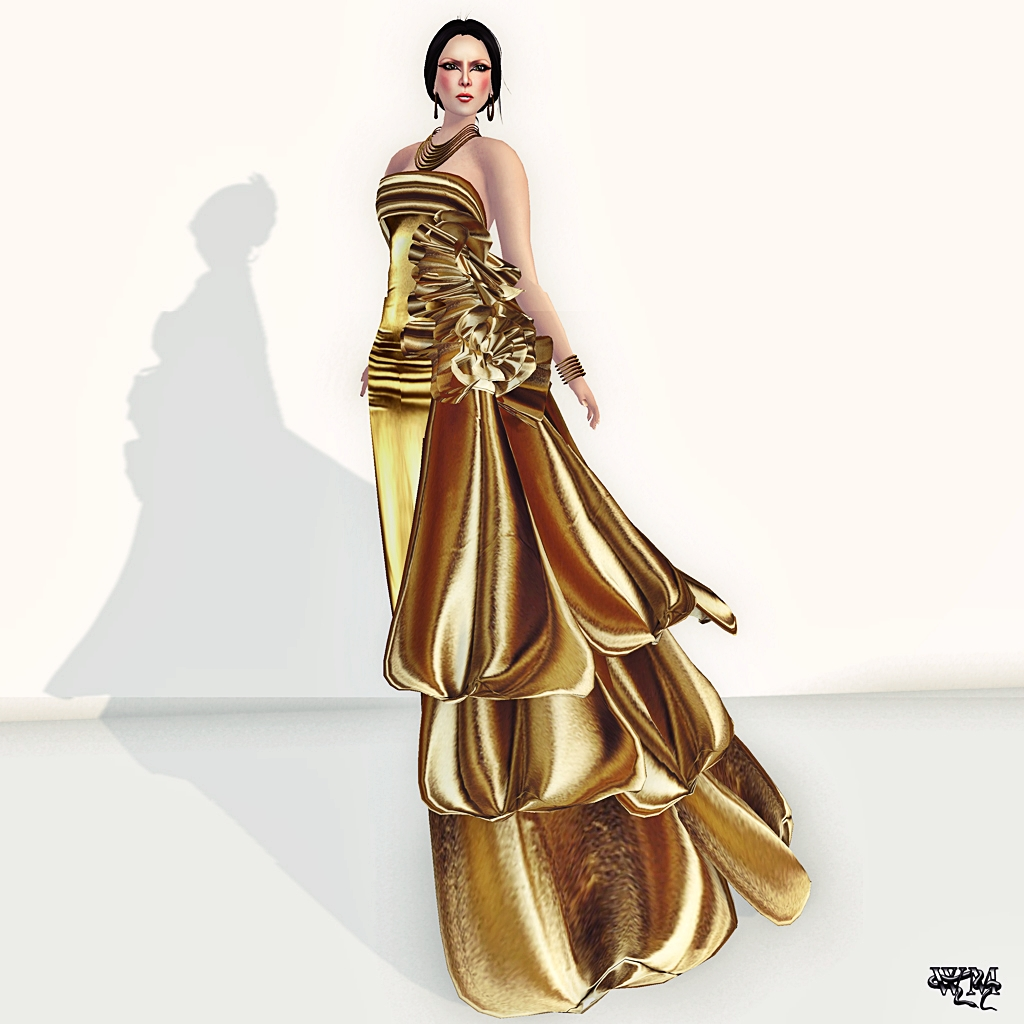 ed1525c5ebf1cf MVW 2012  Evening Gown for Monaco 2012 by Tres Beau