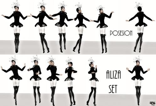 PosESioN - Aliza Set