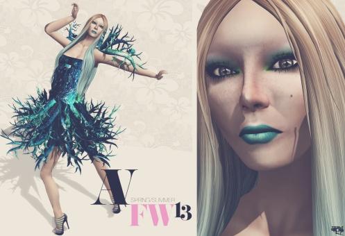 AVENUE Fashion Week - Zibska